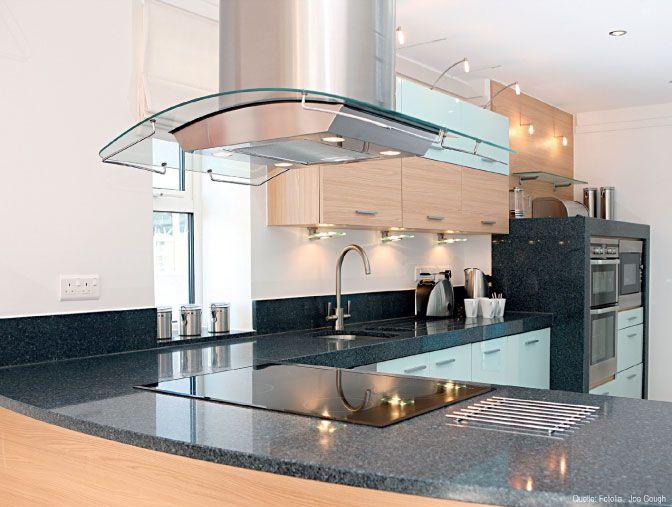 Coifas e depuradores para a cozinha