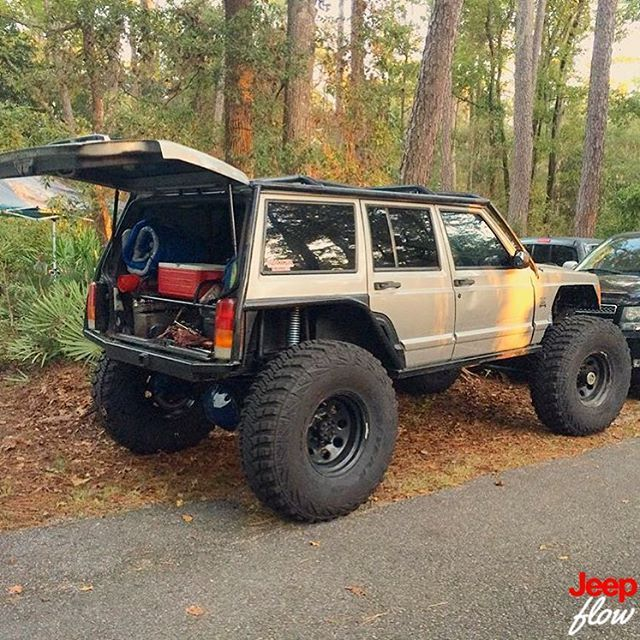 Jeep Flow — Big shout out to @sfrautomotive for this great...