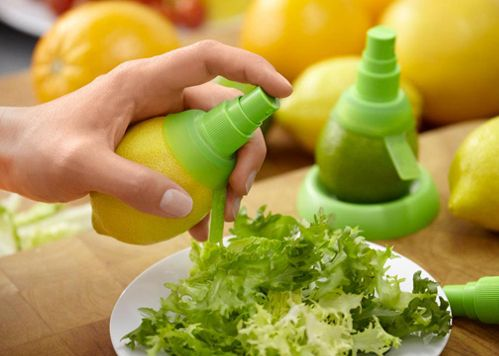 Citrus Spray _ Lékué by Joan Rojeski disseny sostenible , via Behance