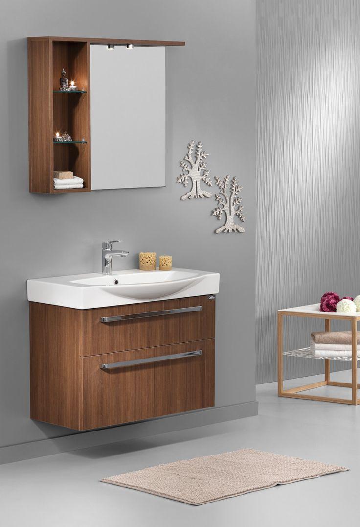 ORKA Banyo :: RODOS 85 :: Banyo Mobilyaları - Banyoda mükemmeli arayanlar için...