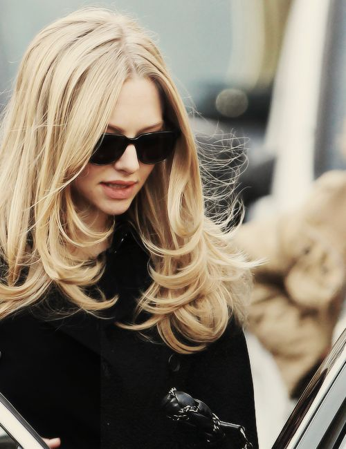 Gorgeous layered hair.Amanda Siegfried.