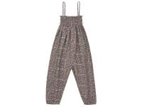 Floral Print Smock Jumpsuit (3-6 mos)  Lille Barn  Now: €20.00