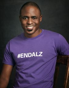 As an Alzheimer's Association Celebrity Champion, comedian Wayne Brady is committed to the fight against Alzheimer's disease.  www.alz.org/wam