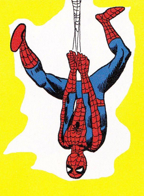 Steve Ditko Spider Man Art