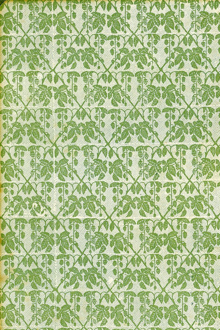 Endpaper in Green