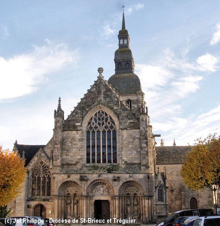 Basilique St-Sauveur, à Dinan