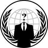 Anonymous was founded in 2003 on a 4chan imageboard. This represented the many Anonymous members through out the globe as one.