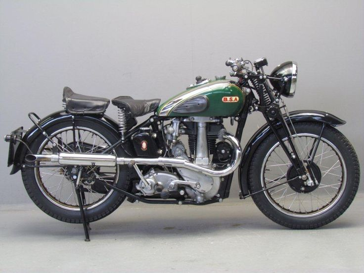 1938 BSA M22