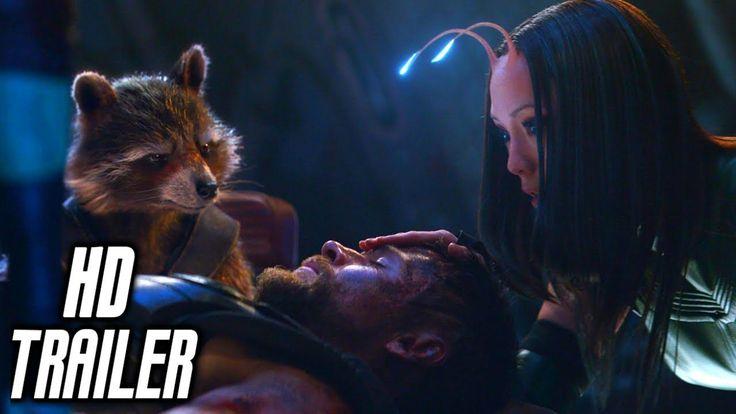 AVENGERS INFINITY WAR Mantis Helps Thor Trailer NEW (2018) Superhero Movie HD | Boomedia