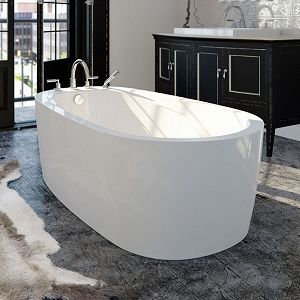 60 free standing tub. Looking for the best  top rated Neptune Vapora Freestanding Soaker Tub 60 10 Small Bath Modern Tubs images on Pinterest Bathroom