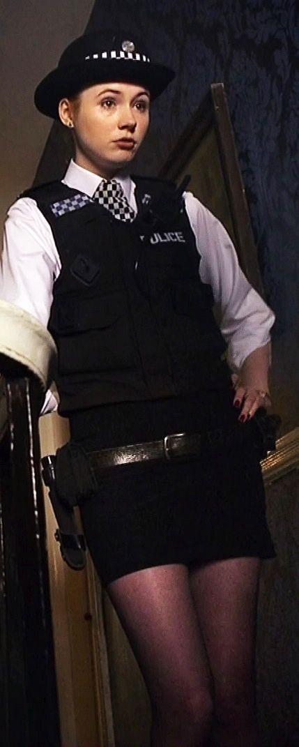 Karen Gillan as Amy Pond. Doctor Who Season 5, Episode 1 (2010).