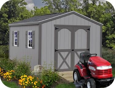 Garden Sheds Virginia best 25+ wood storage sheds ideas on pinterest | small wood shed