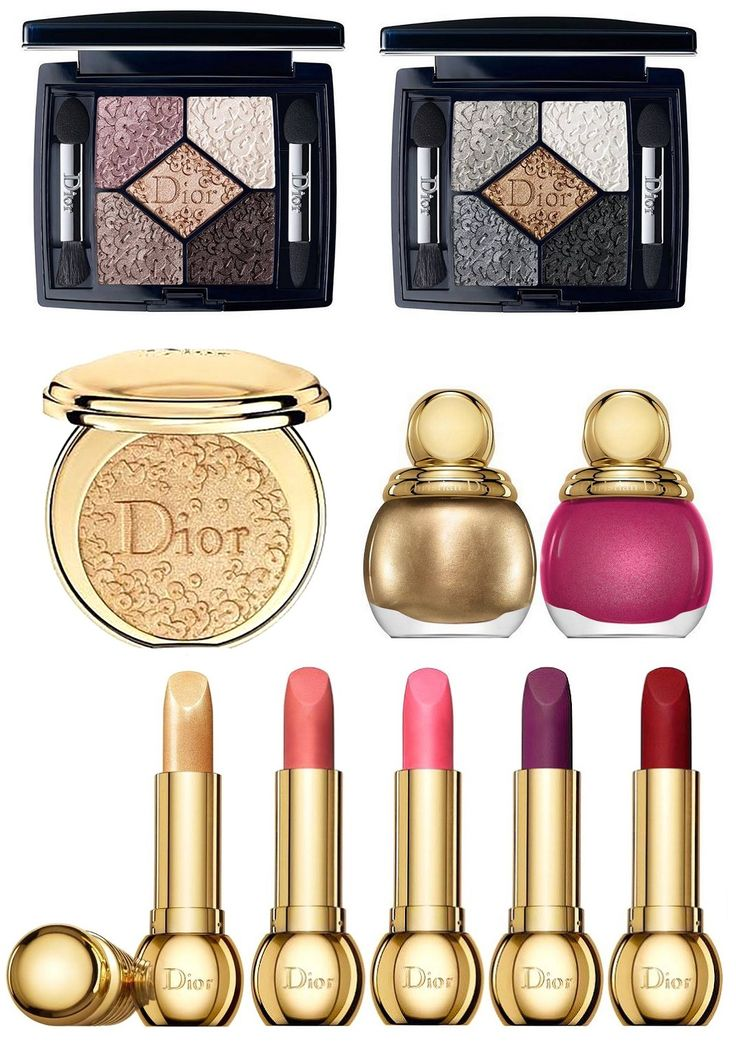 Dior Splendor Makeup Collection Christmas Holiday 2016 ...
