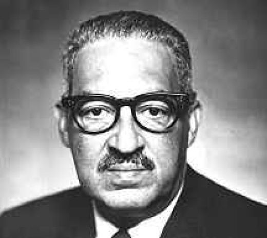 Clip Art N Justice Thurgood Marshall Quotes