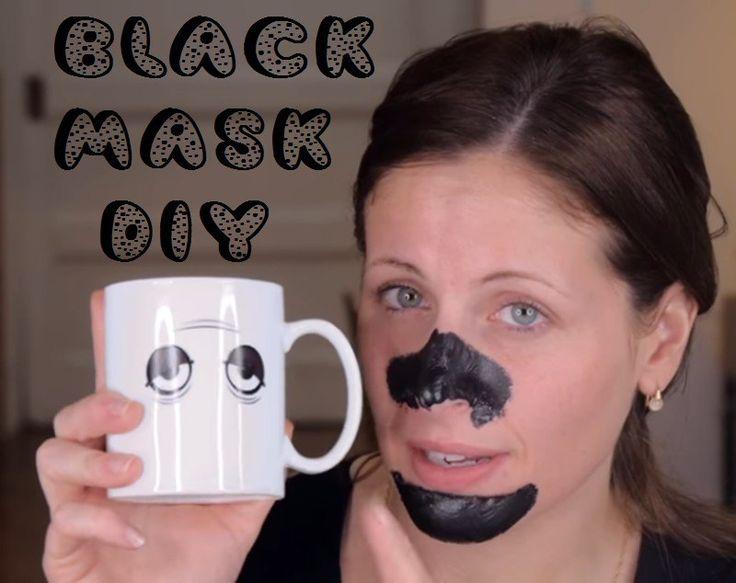 Black mask fai da te ingredienti per una pelle al top! Oggi Clio vi proporrà ricette facili e veloci per ricreare la famosa maschera, anche vegan friendly!