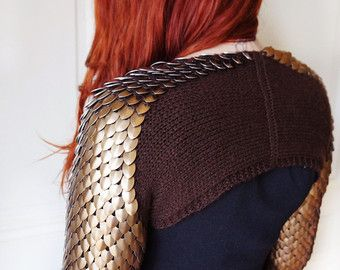 How To Make Dragon Scales Cosplay