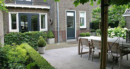 Tuinontwerp tuinontwerpen foto 39 s voorbeelden moderne tuinarchitectuur pag 4 tuin - Eigentijds pergola design ...