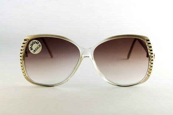 Vintage #sunglasses #NinaRicci #fashion di MarinaVintageItaly su Etsy