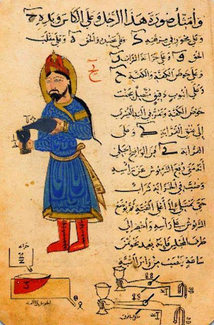 el Jazari's Automata