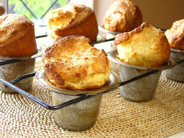 perfect popovers | Breads, Muffins & Breakfast foods | Pinterest