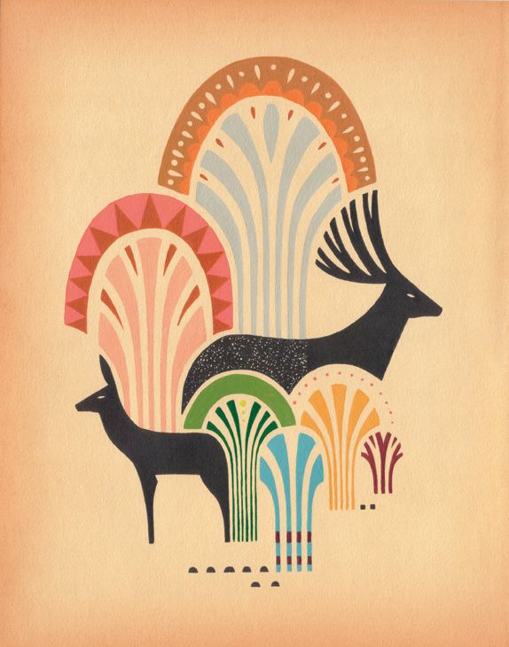 Dear Deer | Andrew Holder