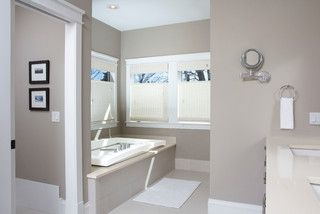 perfect taupe by behr