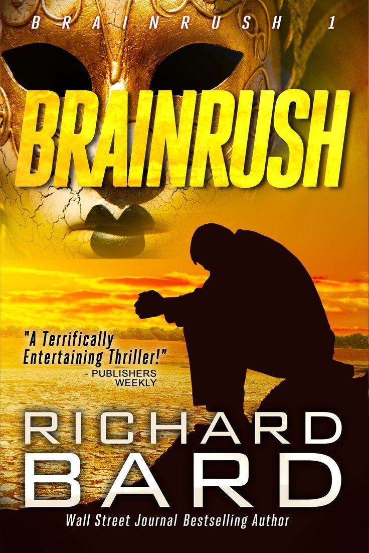 Brainrush Series by Richard Bard