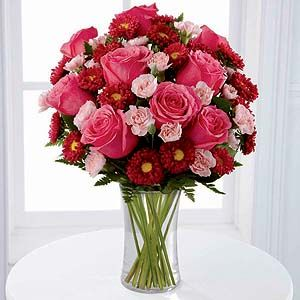 Cossairt Florist, Llc The FTD® Precious Heart™ Bouquet Shelbyville, IN,  46176 FTD Florist Flower And Gift Delivery