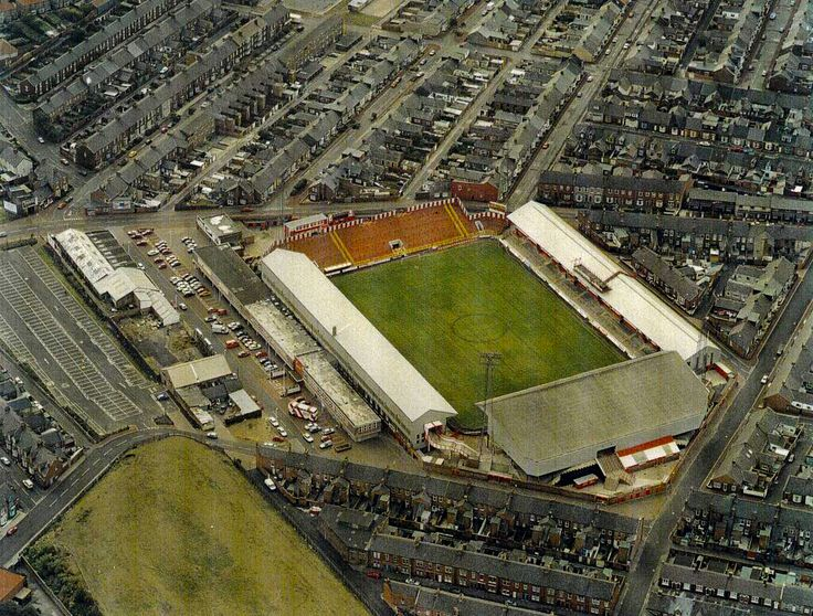 Roker Park. Sunderland FC's old stadium. | Blade on Tour ...