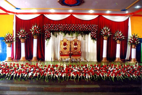 Stage Decoration Thrissur