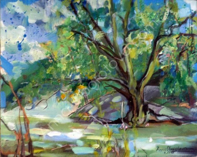Anna Oborotova Art
