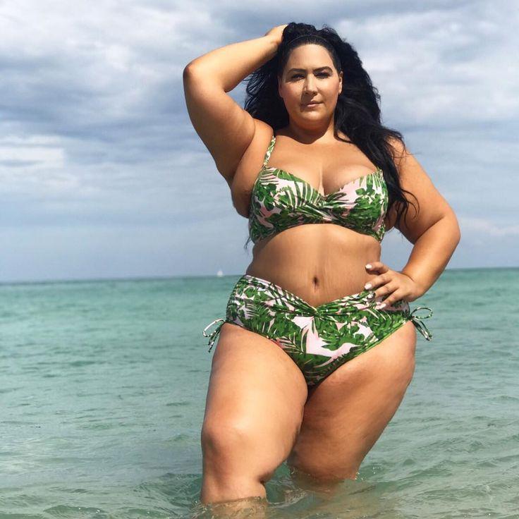 Plus Size Fashion for Women - Plus Size Swimsuit