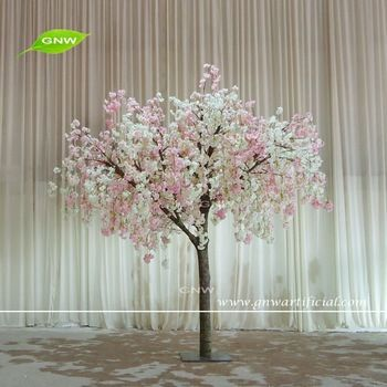 Gnw Bls1605004 Hot Ing Artificial Cherry Blossom Tree
