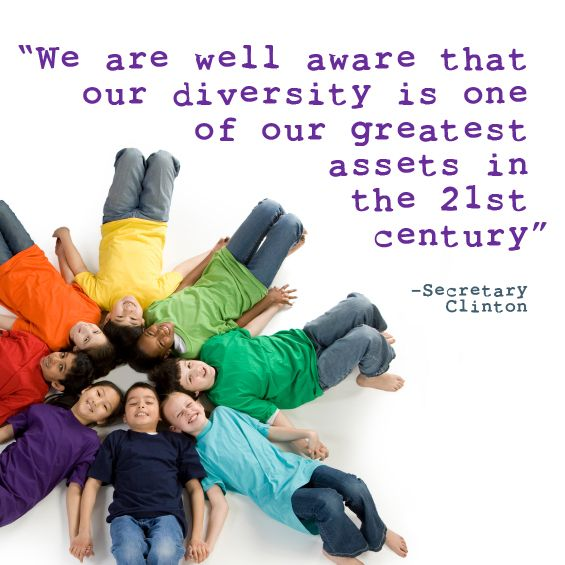 Inspirational Quotes About Cultural Diversity: 17 Best Images About Embracing Diversity On Pinterest