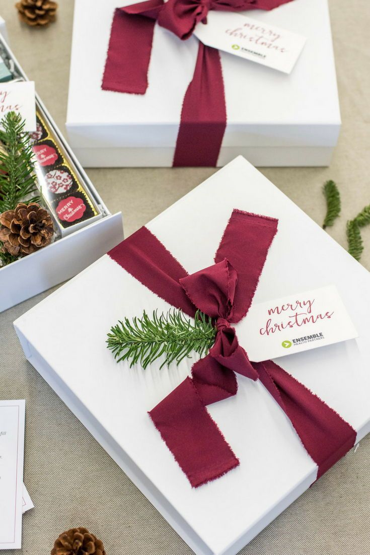 Best Corporate Gifts Ideas : HOLIDAY CLIENT GIFT BOX// Healthcare ...