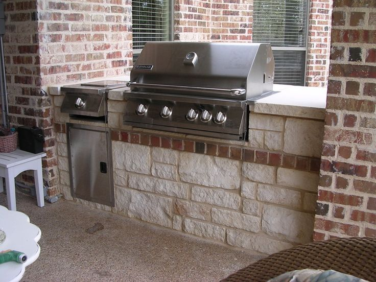 Outdoor Kitchens And Fireplaces Outdoor Kitchen And Fireplace
