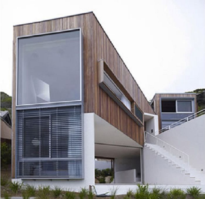 spotted gum products australian architectural hardwoods house claddingexterior - External Cladding For Houses