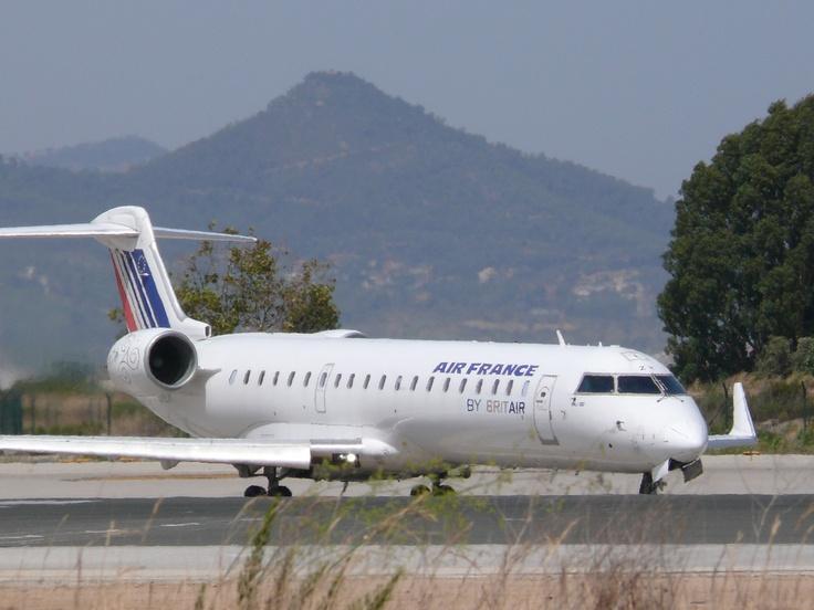 CRJ de Air France