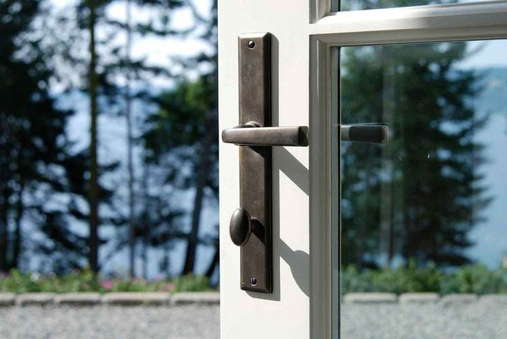 Sun Valley Bronze Multipoint Door Hardware