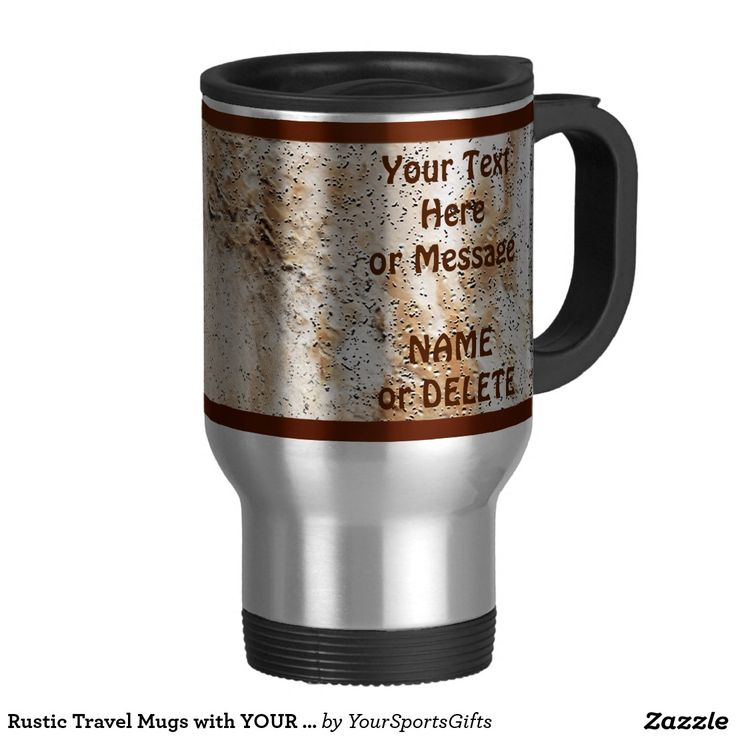 25 Unique Personalized Coffee Travel Mugs Ideas On