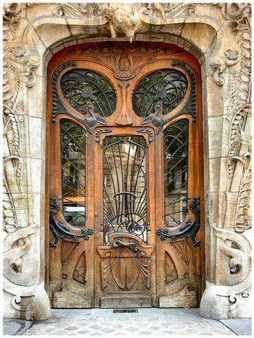 ♅ Detailed Doors to Drool Over ♅  art photographs of door knockers, hardware & portals - Nouveau Nirvana