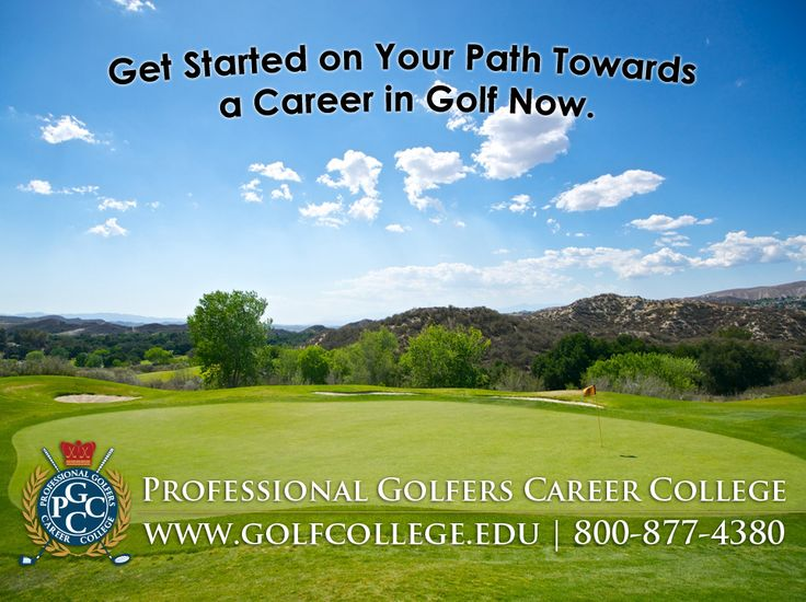 Did you recently graduate? Congratulations! Have you considered a career in golf? Professional Golfers Career College is the perfect place to learn the industry from experts and get started towards a rewarding career. Explore the many careers in golf now: http://golfcollege.edu/gain-career-golf-industry/