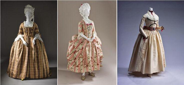 La mode au fil de l'histoire: Les modes au temps de la Révolution Française