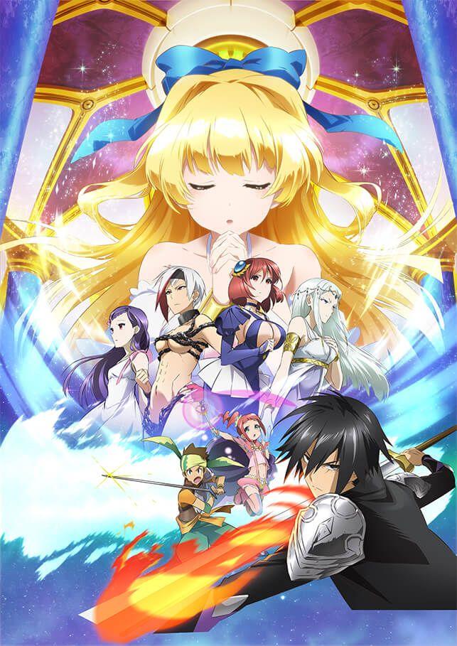 Pin by Nam dreams on Tin tức Anime Anime, Anime episodes