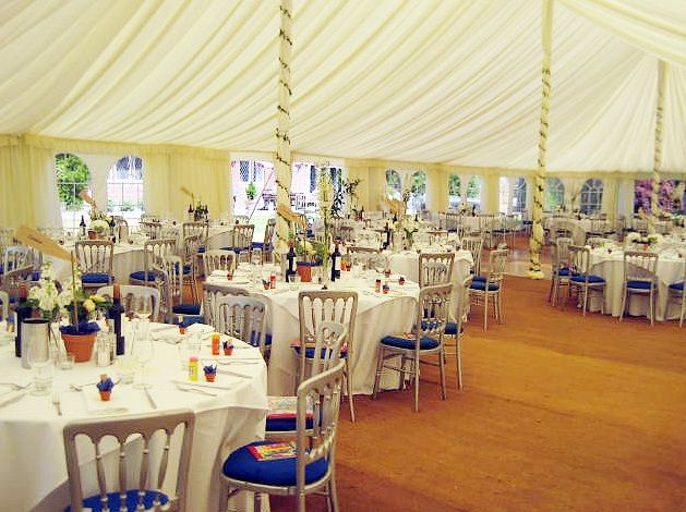 Main Event Marquee Hire based in southern England, we supply and hire capri marquees to most areas of Surrey, Kent, Sussex and Berkshire. We can supply marquees further afield for particular events.