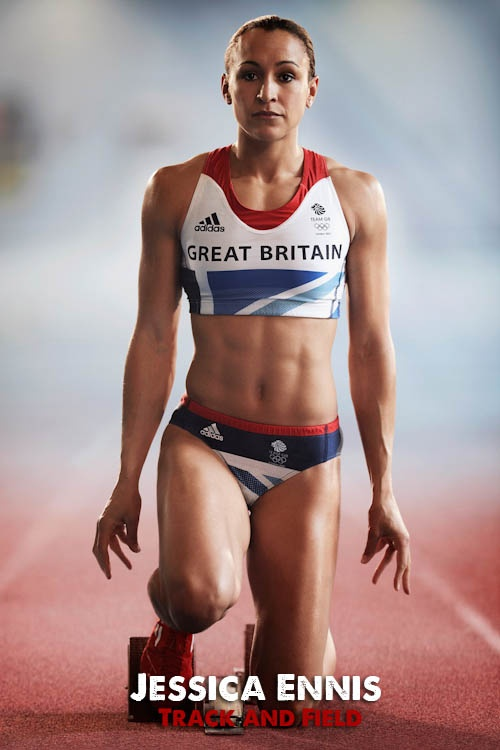 Jessica Ennis.  #TeamGB #JessicaEnnis #Heptathlon https://www.youtube.com/watch?v=jt0-qkxeAMg&list=PLZ_qGEoAYMUR3zj5BaX2495bx7aluBZIX&index=1