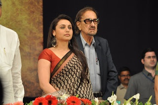 Rani Mukherjee at Mumbai Police Event on Women's Safety.