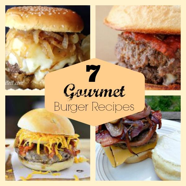BurgerCollage Get Your Gourmet Burgers On + Win 3 pounds of Pat LaFriedas Dry Aged Burger Blend