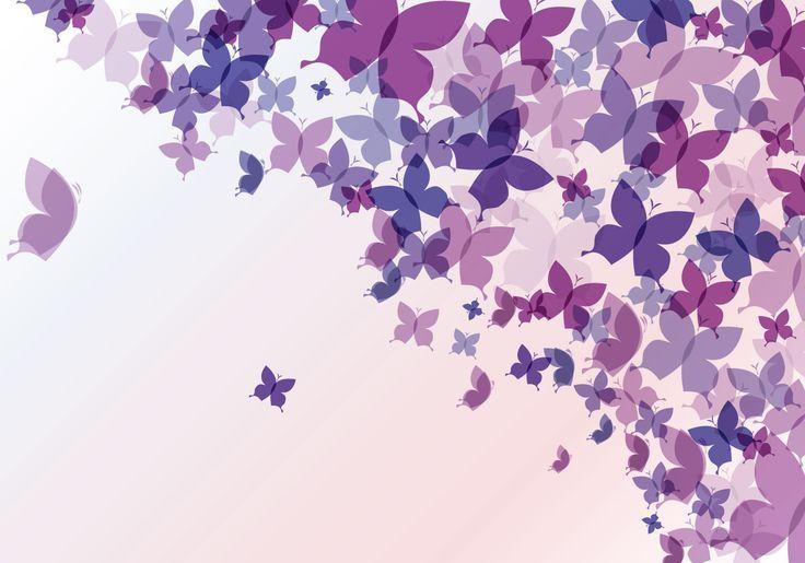 Best 25 Purple Wallpaper Ideas On Pinterest: 17 Best Ideas About Butterfly Background On Pinterest