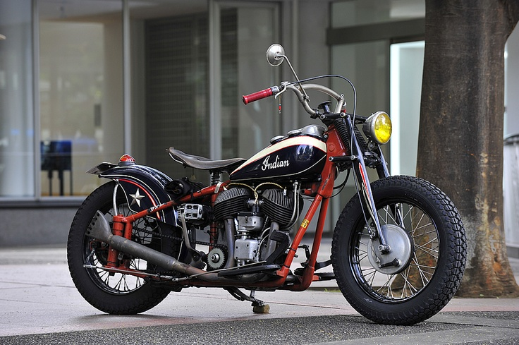 '47 Indian Chief Bob | TROPHY CLOTHING